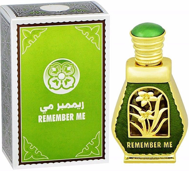 Remember Me Perfume Oil 12ml by Al Haramain Perfumes