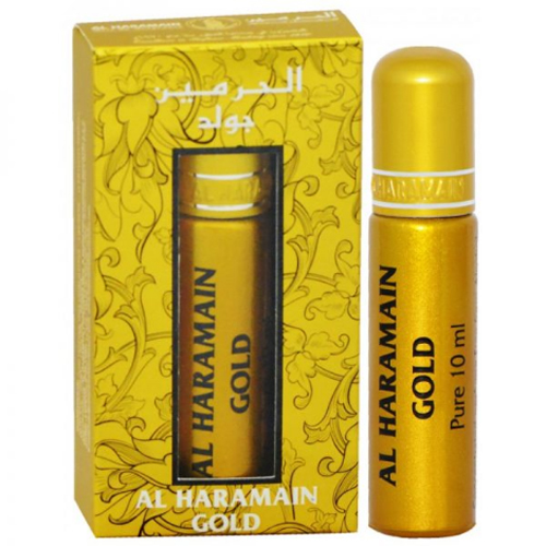 Gold Roll-on Perfume Oil 10ml by Al Haramain