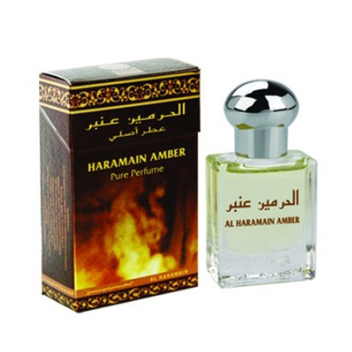 Amber Roll-on Perfume Oil 15ml by Al Haramain