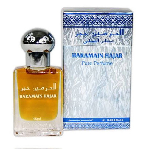 Hajar Roll-on Perfume Oil 15ml by Al Haramain