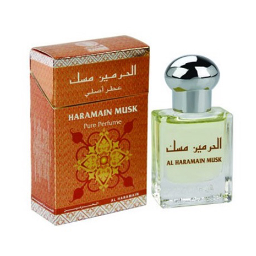 Musk Roll-on Perfume Oil 15ml by Al Haramain