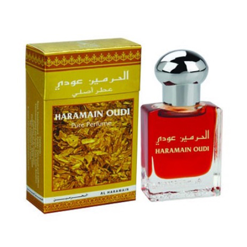 Oudi Roll-on Perfume Oil 15ml by Al Haramain