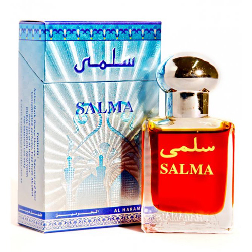Salma Roll-on Perfume Oil 15ml by Al Haramain