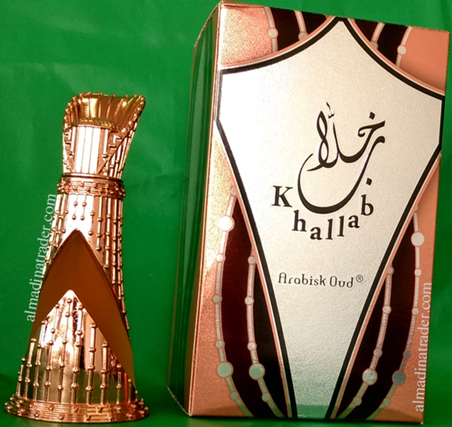 Khallab Perfume Oil 18ml by Arabisk Perfumes