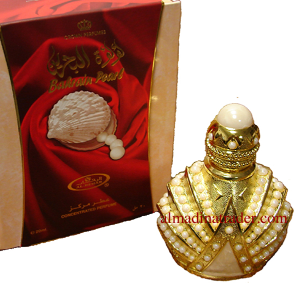 Bahrain Pearl Perfume Oil 20ml by Crown Perfumes