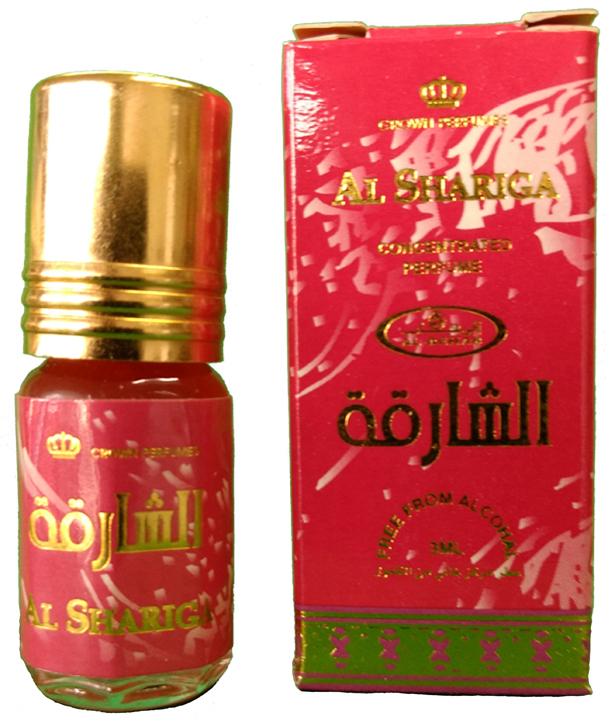 Al Shariga Roll-on Perfume Oil 3ml by Al Rehab