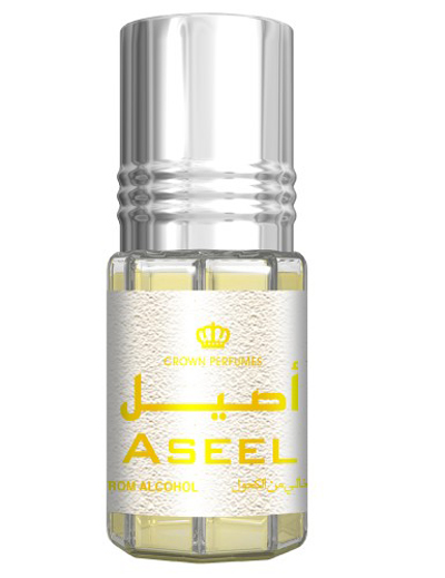 Aseel Roll-on Perfume Oil 3ml by Al Rehab