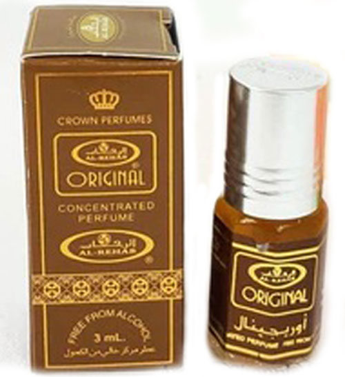 Original Roll-on Perfume Oil 3ml by Al Rehab