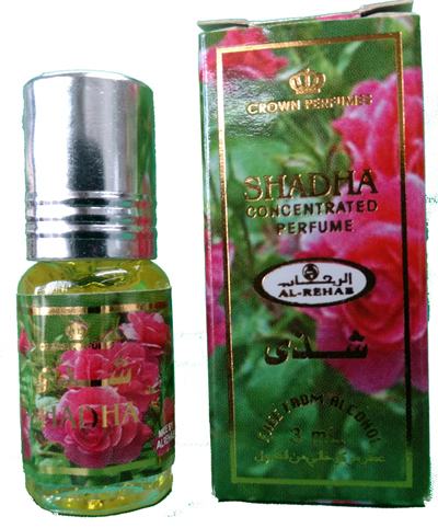 Shadha Roll-on Perfume Oil 3ml by Al Rehab