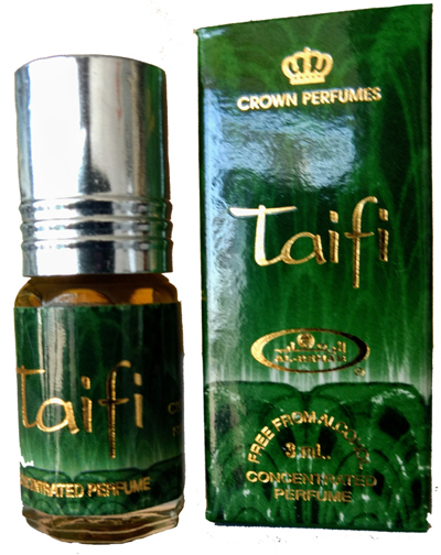Taifi Roll-on Perfume 3ml by Crown Perfumes