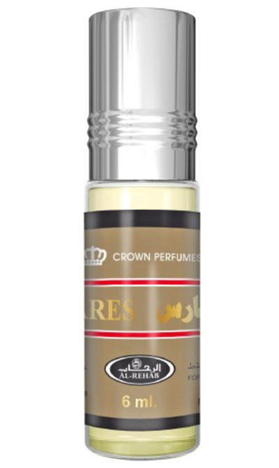 Al Fares Roll-on Perfume Oil 6ml by Al Rehab