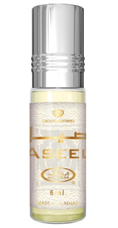 Aseel Roll-on Perfume Oil 6ml by Al Rehab