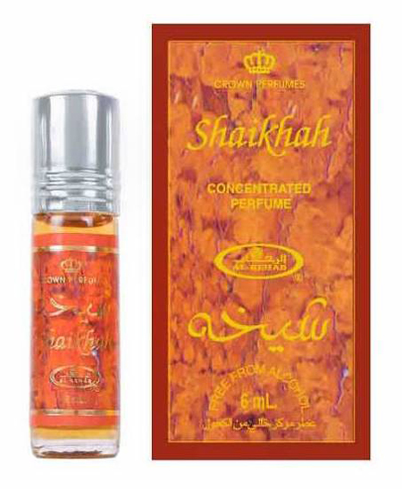 Shaikhah Roll-on Perfume Oil 6ml by Al Rehab