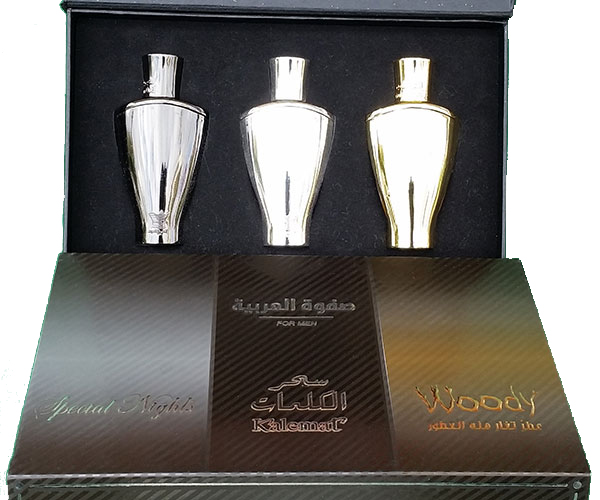 Special Nights for Men Perfume Oil 24ml by Arabian Oud Perfumes