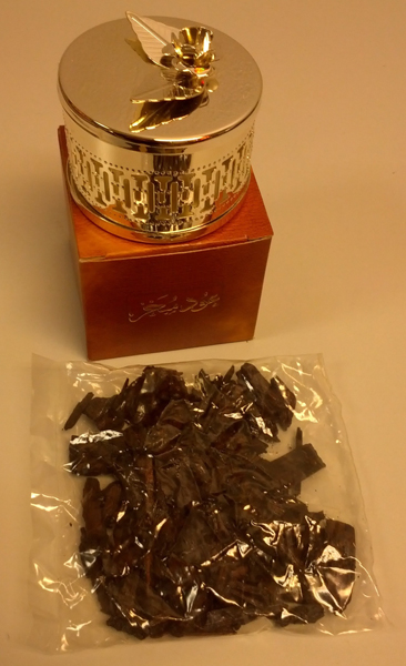 Oud Mubakhar - Crushed Indian Oudh Wood by Asgharali Perfumes