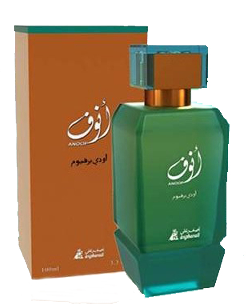 Anoof Spray Perfume 100ml by Asgharali
