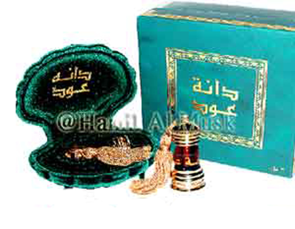 Danat Oudh Perfume Oil 3ml by Hamil Al Musk
