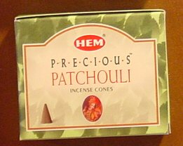 Incense Cones Assortment 12 Boxes, 10 Cones Each - HEM Incense