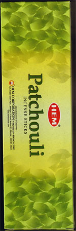 Patchouli (Agarbatti) Incense Stick
