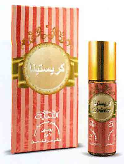 Christina Roll on Perfume 6ml by Nabeel Perfumes