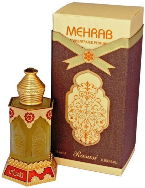 Mehrab Perfume Oil 25ml by Rasasi Perfumes