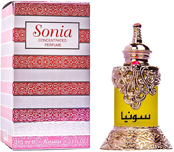 Sonia Perfume Oil 15ml by Rasasi Perfumes