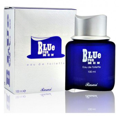 Blue for Men Spray Perfume 100ml by Rasasi