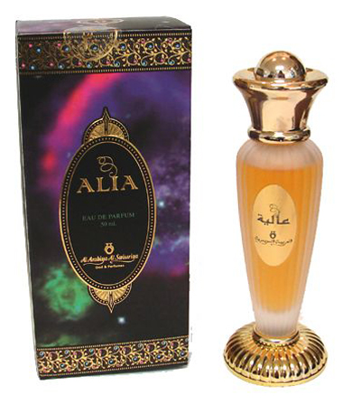 Alia Spray Perfume 50ml by SAPG