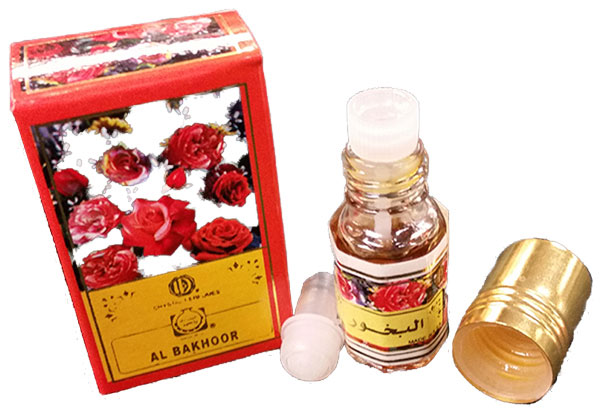 Al Bakhoor Roll-on Perfume Oil 3ml by Surrati Perfumes